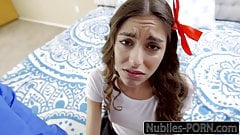 Nubiles Porn – Young Latina Must Please Her Step Dad