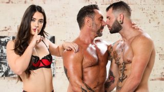 Stuck With Him & Her – Abbie Maley, Johnny Hill & Vince Parker